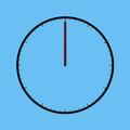ZCLOCK(アナログ時計) - 拡大縮小可能な時計ウィジェット
